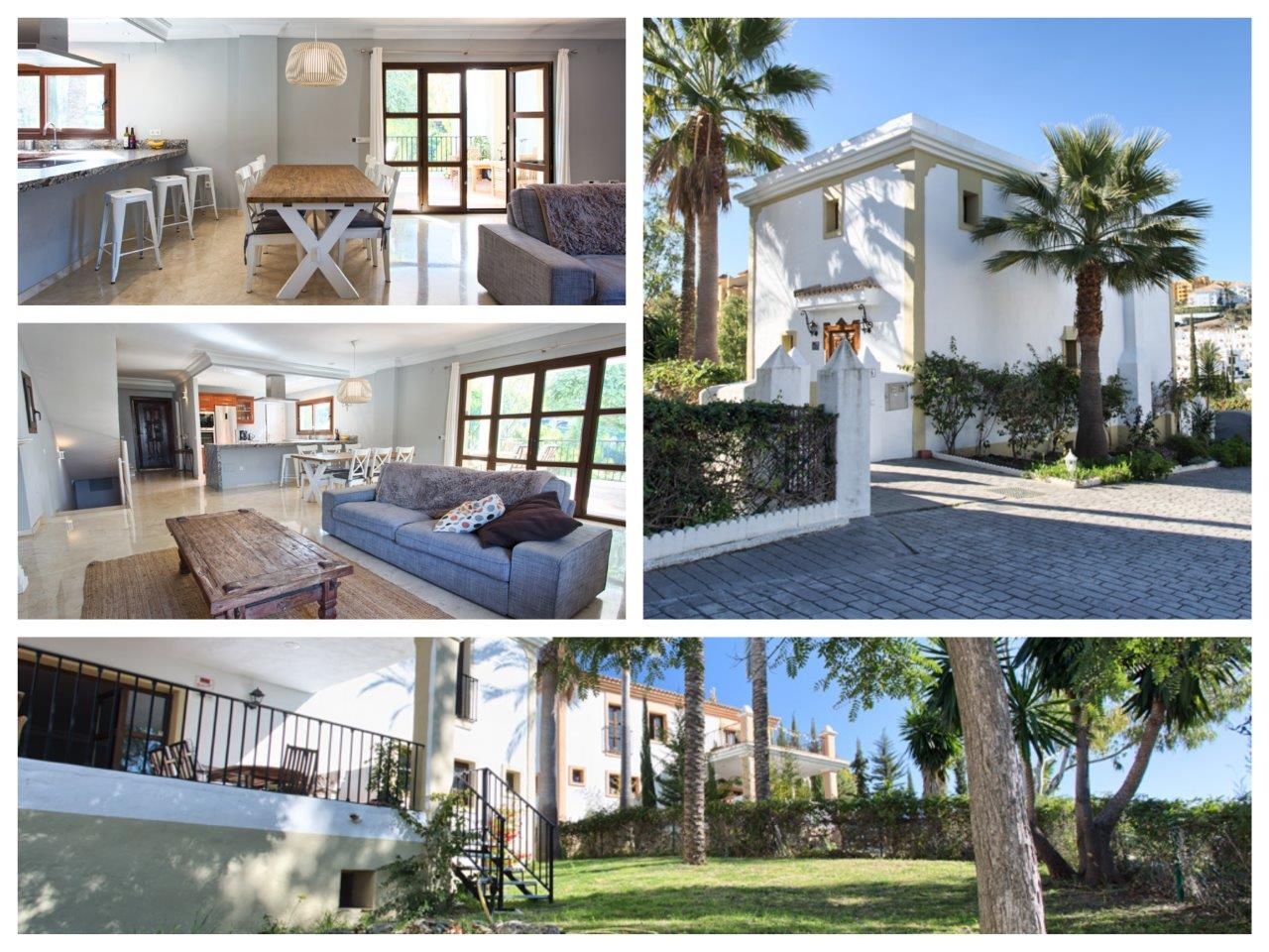 Villa in La Resina Golf Estepona for sale